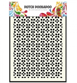 470.715.036 Dutch Mask Art Small Leaves