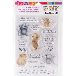 310248 Stampendous Perfectly Clear Stamps Home So Sweet