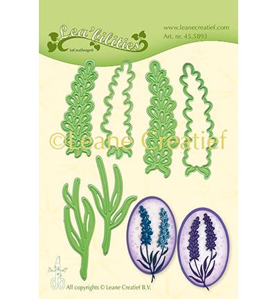 455893 Cutting & embossing Lavendel