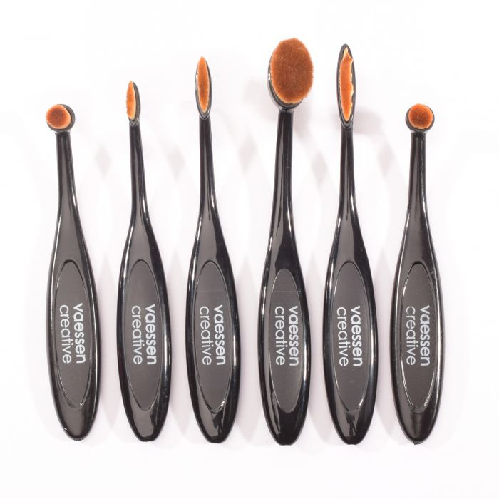 7005-013 Vaessen Creative • Blending brush set 6 stuks