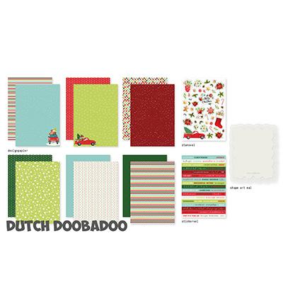 472.100.005 Dutch DooBaDoo Crafty kit Abigail
