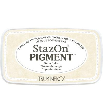 SZ-PIG-01 Tsukineko StazOn Pigment Snowflake