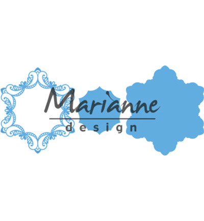 LR0530 Marianne Design Creatables Royal frame