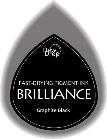 BDIP82 Dew Drops Graphite Black