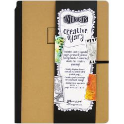 DYJ61090 Dyan Reaveley's Dylusions Creative Dyary -Large