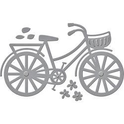 S3282 Spellbinders Shapeabilities Die D-Lites Bicycle