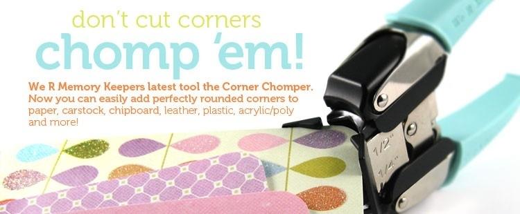 399023 Crop-A-Dile Corner Chomper Tool