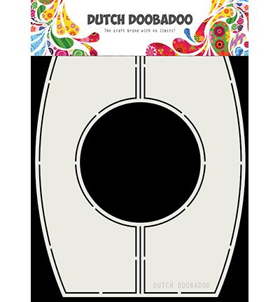 470.713.832 Dutch DooBaDoo Card Art Fold Card