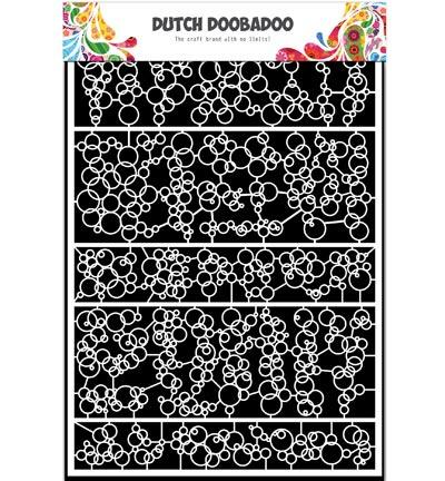 472.948.047 Dutch DooBaDoo Dutch Paper Art Bubbles