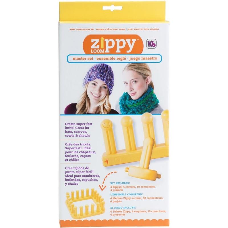 KB6675 Zippy Master Loom Set