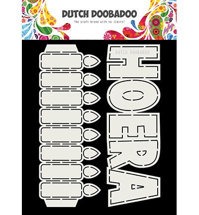 470.713.779 Dutch DooBaDoo Hoera, Kaarsen