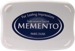 407307 Memento Full Size Dye Inkpad Paris Dusk