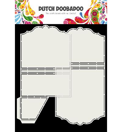 470.713.776 Dutch DooBaDoo Mini Album met pocket