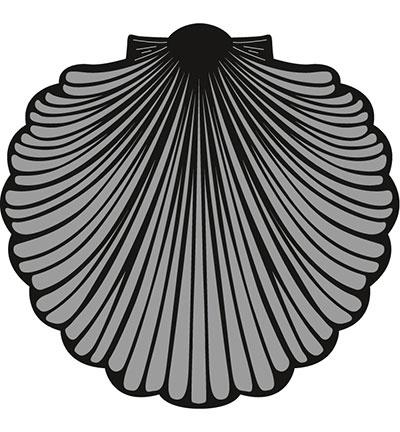 CR1411 Craftables Seashell XL