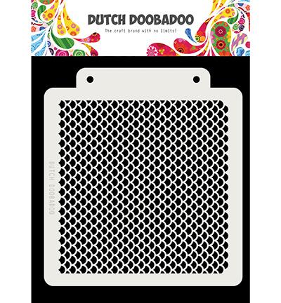 470.715.140 Dutch DooBaDoo Dutch Mask Art Schubben