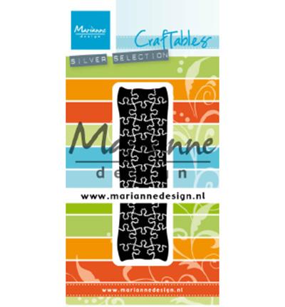 CR1492 Marianne Design craftables  Punch die puzzle