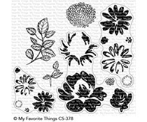 CS-378 My Favorite Things Painted Petals Clear Stamps