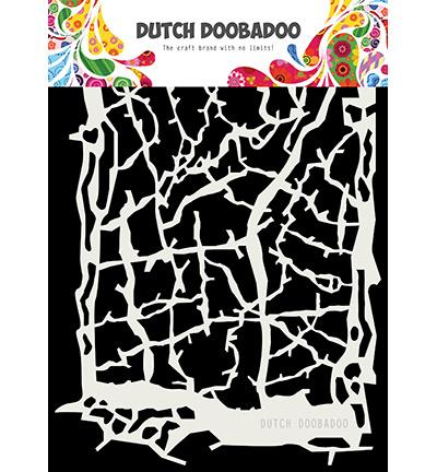 470.715.164 Dutch DooBaDoo Dutch Mask ArtGrunge lines