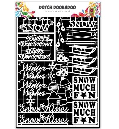 472.948.034  Dutch Paper Art Winter