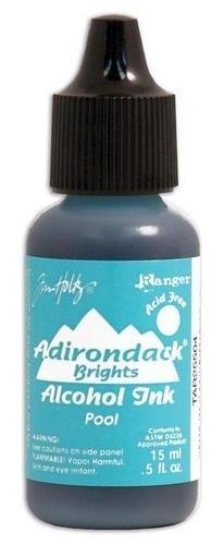 Adirondack alcohol ink brights Pool