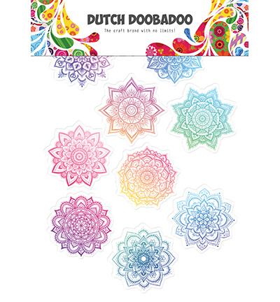 491.200.014 - DDBD Dutch Sticker Art Mandala