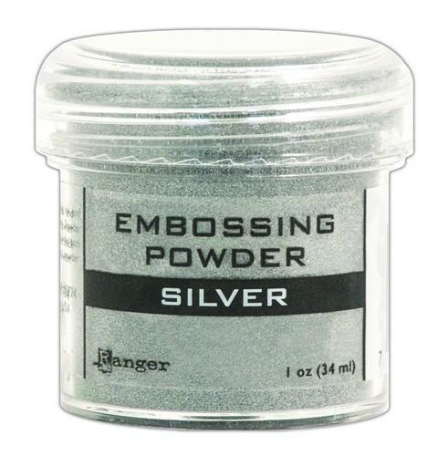 EPJ37361 Ranger Embossing Powder Silver