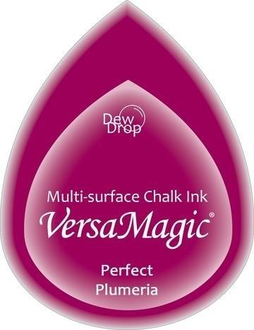 VGD54 Dew Drops Perfect Plumeria