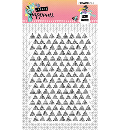 STAMPCR348 Stamp Create Happiness nr.348