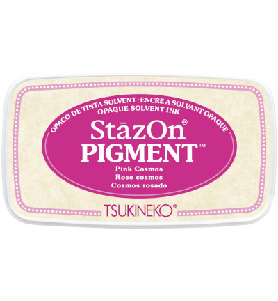 SZ-PIG-81 Tsukineko StazOn Pigment Pink Cosmos