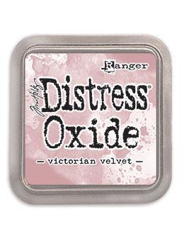 TDO56300 Tim Holtz Distress Oxide Ink Pad Victorian Velvet