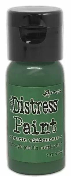 TDF72843 Tim Holtz Distress Paint Rustic wilderness