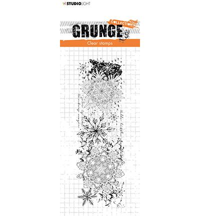 STAMPSL501 Studio Light Clear Stamp Grunge Collection nr.501