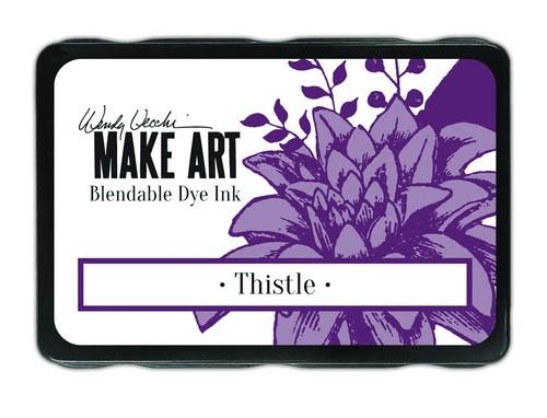WVD64398 Ranger MAKE ART Dye Ink Pad Thistle