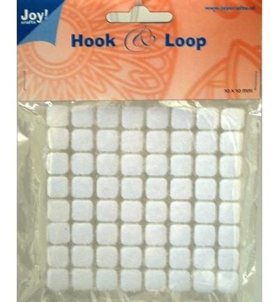 6500/0082 Klittenband Vierkant