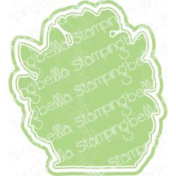 584715 Stamping Bella Cut It Out Dies Flowery Gnome