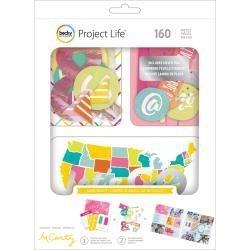 5005214  Project Life Value Kit Shine Bright W/Silver Foil
