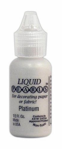 LPL09719 Liquid Pearls Platinum Pearl