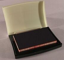 VF82 Tsukineko Versafine Ink Pads Onyx Black