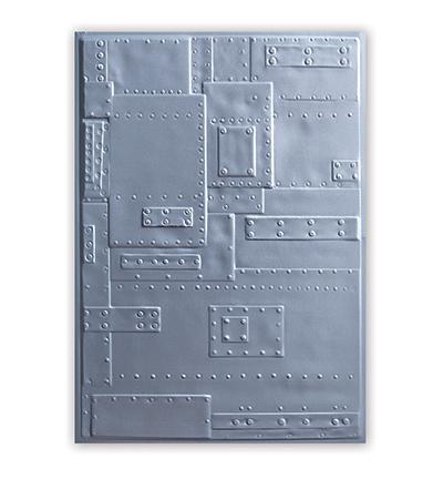 662717 Sizzix Tim Holtz 3-D Texture Fades Rivets