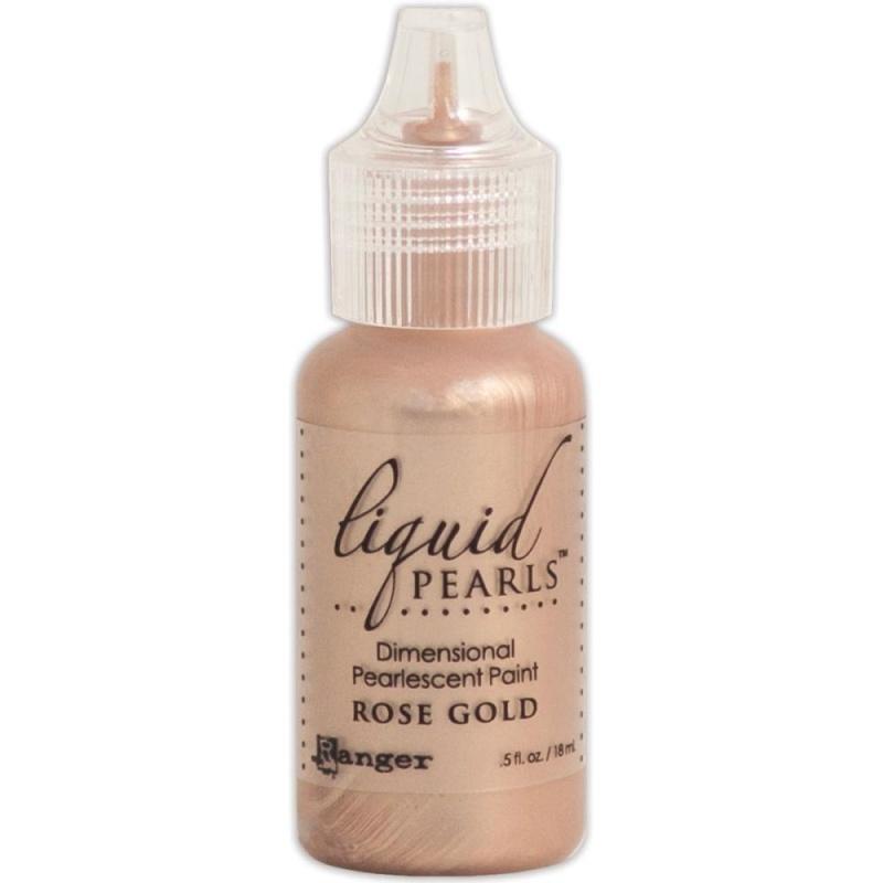 LPL 46820 Liquid Pearls Glue Pewter