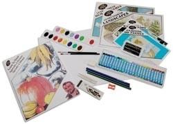 471012 Jon Gnagy Master Art Studio Set
