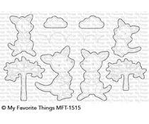 MFT-1515 My Favorite Things Kangaroo Crew Die-namics