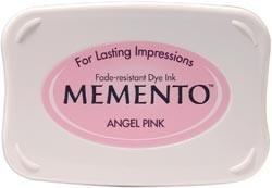 407299 Memento Full Size Dye Inkpad Angel Pink