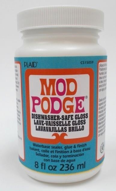PECS15059 Mod Podge Dishwasher Safe Gloss 8 oz.
