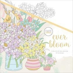 275670 KaiserColour Perfect Bound Coloring Book Ever Bloom