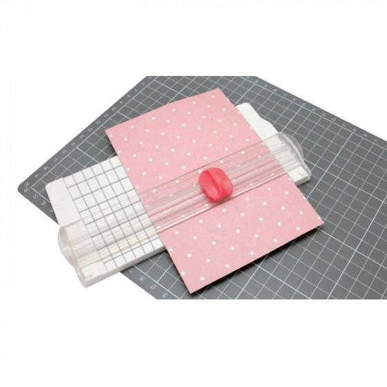 2137-049 Vaessen Creative mini paper trimmer 6,5 x 15,3cm
