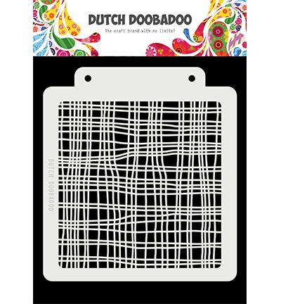 470.715.178 Dutch DooBaDoo Dutch Mask Art Linnen