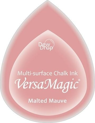 VGD76 Dew Drops Malted Mauve
