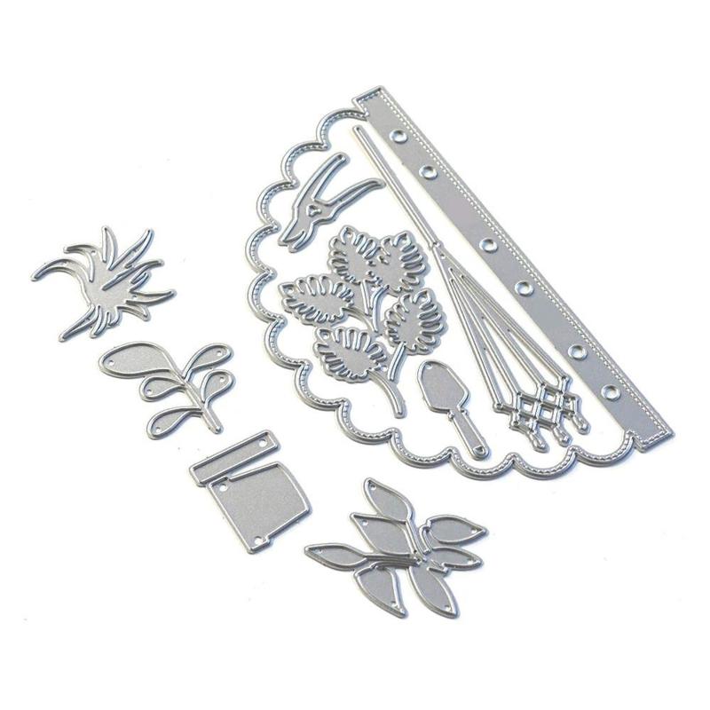EC1834 Elizabeth Craft Metal Die Sidekick Essentials 12