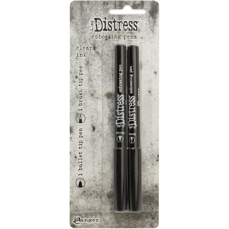 TDA71327 Tim Holtz Distress Embossing Pen 2/Pkg